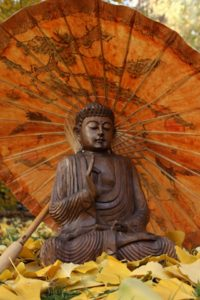 Buddha aspires